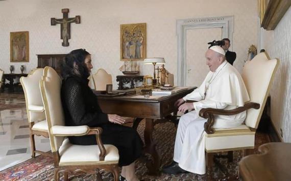 El Vaticano responde solicitud de AMLO