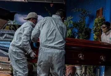 Dos personas murieron por covid-19 en las últimas 24 horas en Tabasco