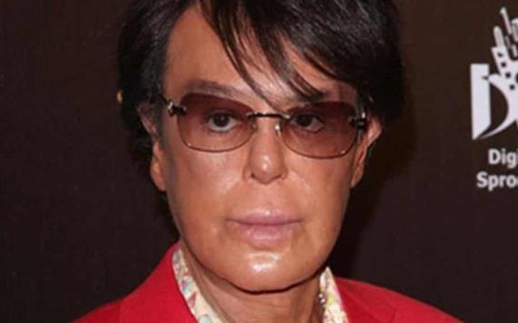 Confirman la muerte de Alfredo Palacios El estilista de las estrellas