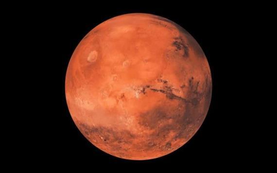 Hallan tubo gigante de lava en Marte similar a los de la Tierra