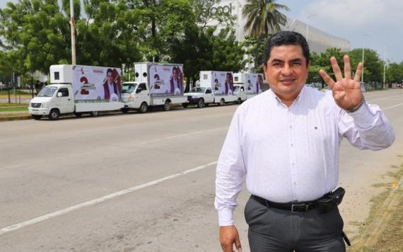 No hay impunidad en el caso de Núñez: Jesús de la Cruz