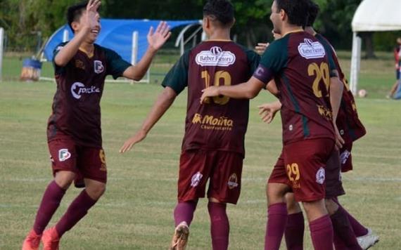 Pejelagartos sumó su primer punto de la Temporada 2020-2021 de la Tercera División Profesional