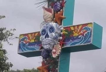Se vive la tradición de Día de Muertos en Paraíso