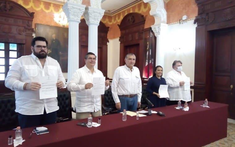 Estos son los funcionarios que renunciaron al gabinete del Gobierno de Tabasco