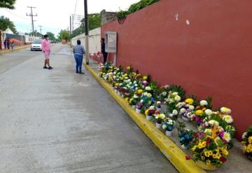 Floristas reportan bajas ventas en Jonuta