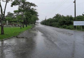 Paso abierto en carretera Tacotalpa-Jalapa