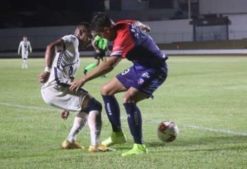 Pumas Tabasco dejó ir la victoria en el Estadio Olímpico de Villahermosa