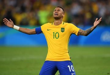 Neymar queda fuera de la convocatoria de Brasil