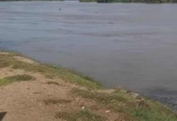 Río Usumacinta amenaza con desborda sobre bordo natural que protege la ciudad