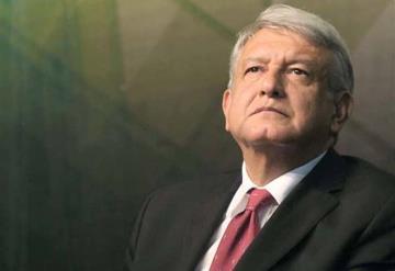 El presidente Andrés Manuel López Obrador, está de luto