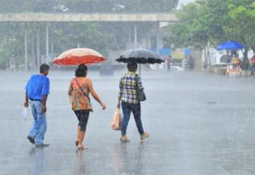 Se esperan lluvias intensas este día, alerta Protección Civil