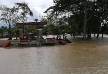 Vados en la Tacotalpa-Jalapa