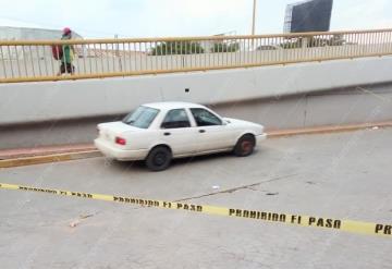 Se forma hundimiento en la avenida Adolfo Ruiz Cortines