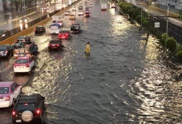 El gobernador del estado Adán augusto López Hernández dio a conocer que los pronósticos de lluvias