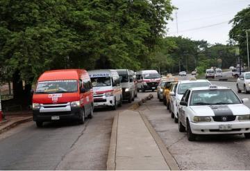 Transporte público carece de seguros médicos para pasajeros