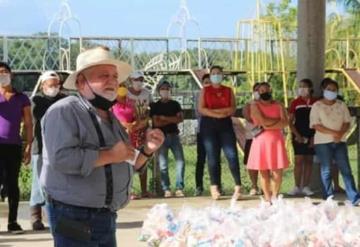 ¡Alerta! Piden autoridades de Jonuta a la población por el incremento del Usumacinta