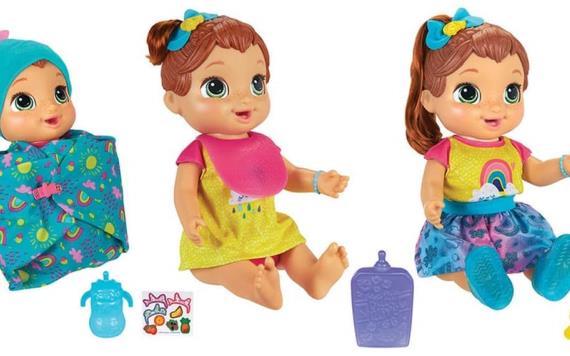 Baby Grows Up; la muñeca que crece de verdad