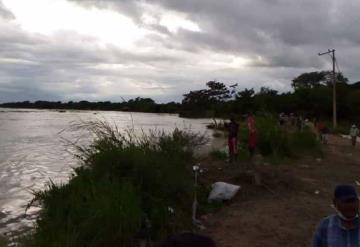 Usumacinta amenaza con romper la carretera en ejido Amatitán