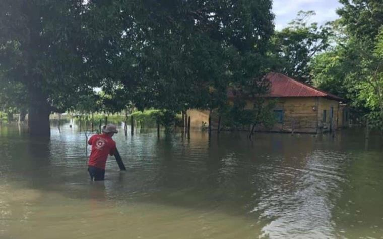 Emiten declaratoria de emergencia por inundaciones para seis municipios de Tabasco