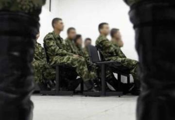 7 militares son condenados a 20 años de cárcel por abuso