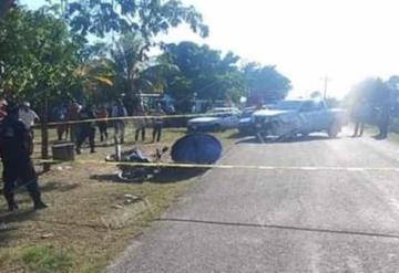 Asesinan a joven campesino en Jonuta