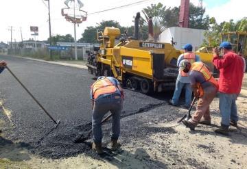 Supervisa Gobernador de Tabasco trabajos de rehabilitación de la vía Cunduacán-Comalcalco