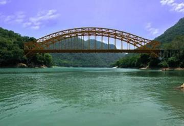 Continúa la tendencia a la baja del río Usumacinta en Tabasco