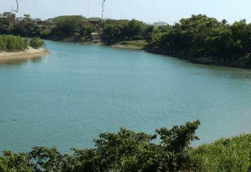 Nivel del río Usumacinta continúa a la baja