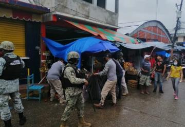 AIC asegura pirotecnia en La Venta  Huimanguillo
