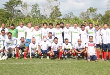 Cacaoteros de Tabasco se impuso en partido amistoso 1-0 a Deportivo Tabasco