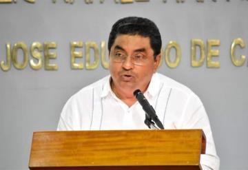 Da positivo a COVID-19 el presidente de la mesa directiva en el Congreso del Estado