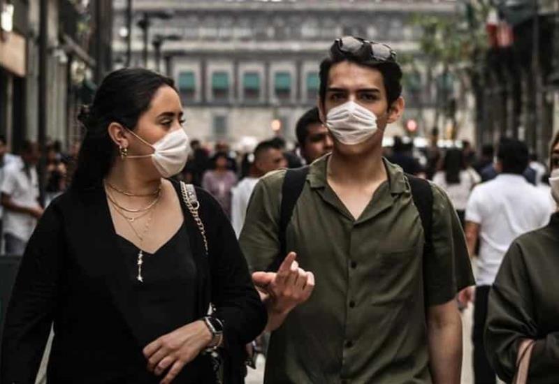 México asciende a 1 millón 534 mil 039 casos positivos de COVID-19
