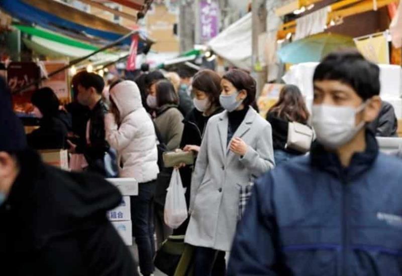 Japón detecta nueva cepa de coronavirus en 4 viajeros presuntamente distinta a las demás