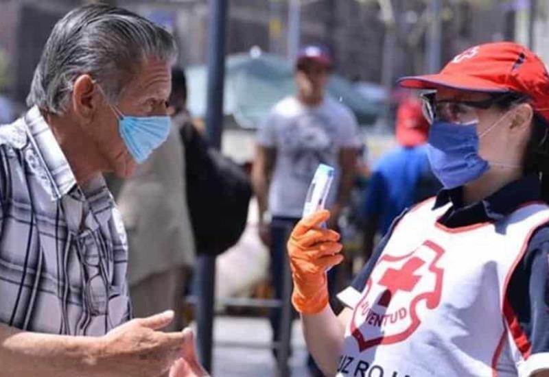 México asciende a 1 millón 541 mil 633 casos positivos de COVID-19