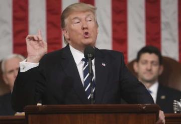 Trump enfrentaría un segundo juicio político en el Congreso