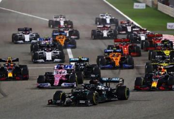 Cambian el calendario de la formula 1 2021
