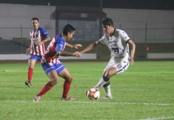 Pierde Pumas Tabasco  ante Chivas en la fecha uno del Guard1anes 2021