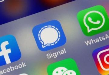 De esta manera se usa la app Signal, la otra alternativa de WhatsApp