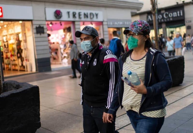 México asciende a 1 millón 571 mil 901 casos positivos de COVID-19
