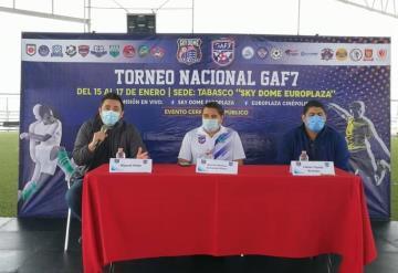 Todo listo para el Torneo Nacional GAF7 en Sky Dome