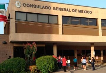 Despiden a 80 empleados de consulados de México en EEUU
