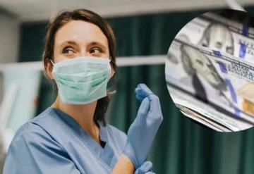 Enfermera covid gana un millón de dólares