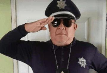 Fallece elemento policíaco en Paraíso, víctima del COVID-19.
