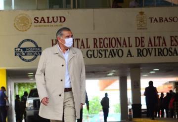 Gobernador de Tabasco se vacunará hasta que le toque