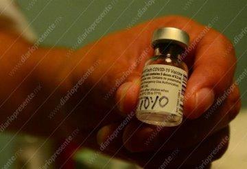 Sin politizar las vacunas anticovid-19: secretario de Gobierno