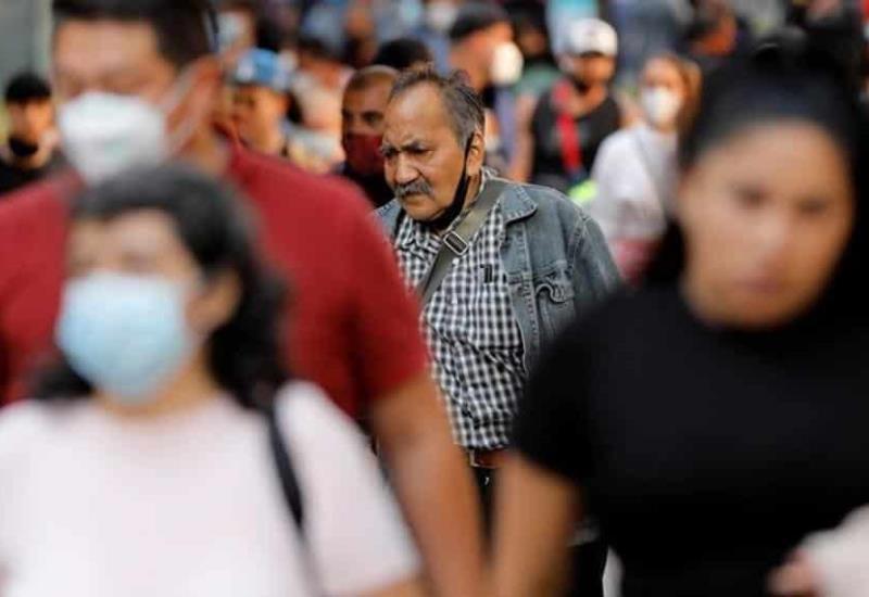 México asciende a 1 millón 641 mil 428 casos positivos de COVID-19