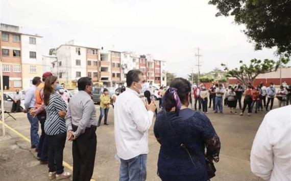 Ayuntamiento de Centro pondrá en marcha proyecto de rehabilitación de edificios en Villa Las Fuentes