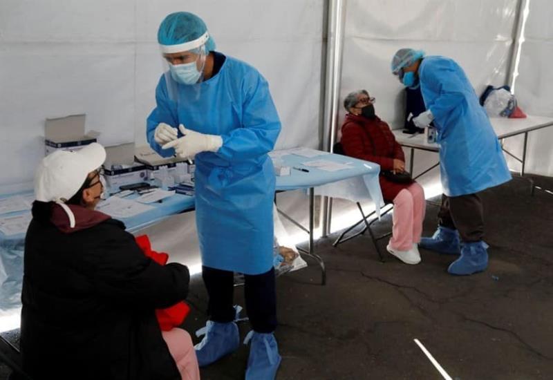 Recuerda Salud a población que permanece emergencia sanitaria por COVID-19