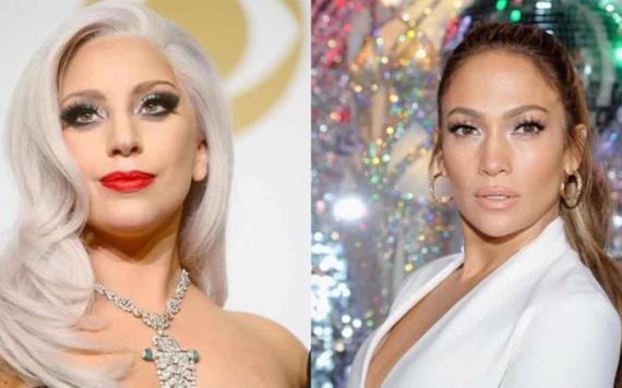 JLo y Lady Gaga participan en la toma de posesión de Joe Biden