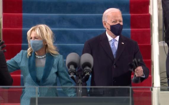 Comienza la toma de posesión de Biden